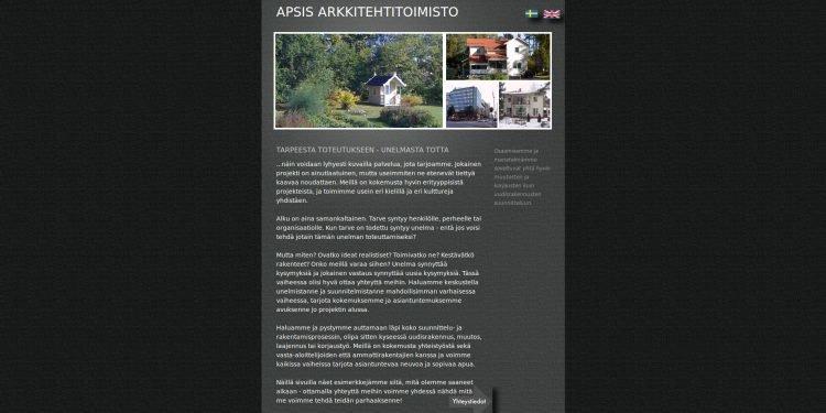 Apsis arkkitehtitoimisto