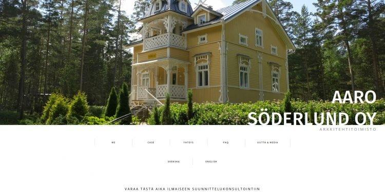 Arkkitehtitoimisto Aaro Söderlund Oy