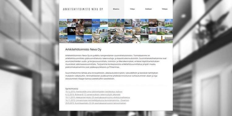 Arkkitehtitoimisto Neva Oy