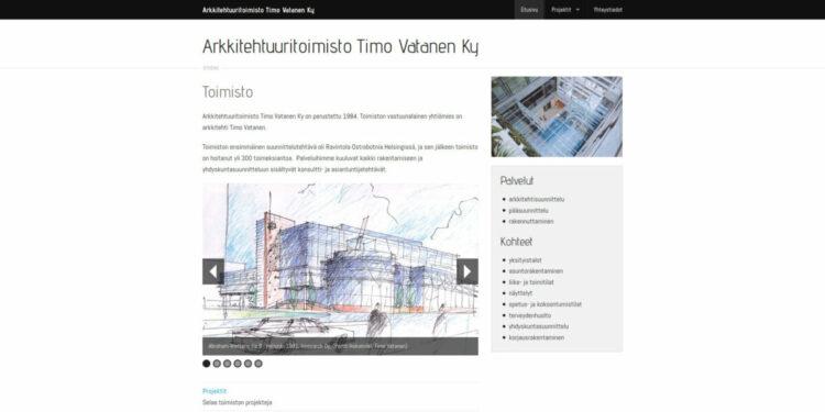 Arkkitehtuuritoimisto Timo Vatanen Ky