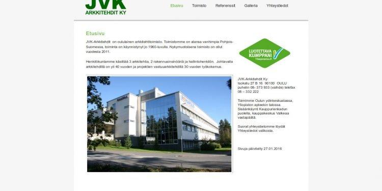 JVK-Arkkitehdit Ky