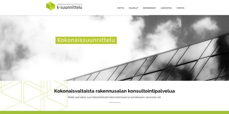 Rakennuskonsultointi K-Suunnittelu Oy